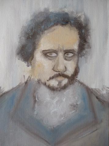 The Pensive Man